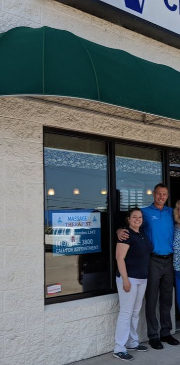 Anthony Wayne Chiropractic office staff